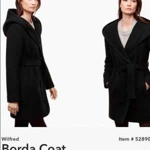 Aritzia Wilfred Borda coat